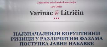 Transparentnost i suzbijanje korupcije u javnim nabavkama