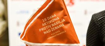 16 dana aktivizma protiv nasilja nad ženama