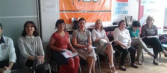 Akademija ženskog liderstva - sastanak sa predstavnicama ženskih nevladinih organizacija
